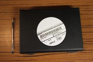 La scatola di un DCP e ...
