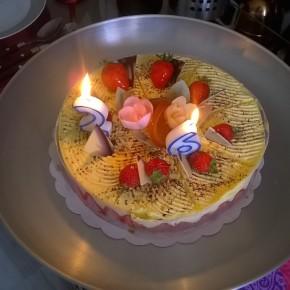 # Joyeux anniversaire!
