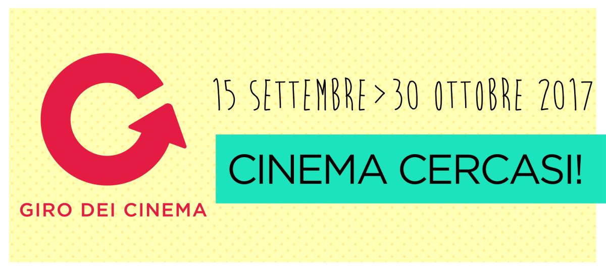 Giro dei Cinema : cinema cercasi !