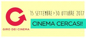 Giro dei Cinema : cinema cercasi!